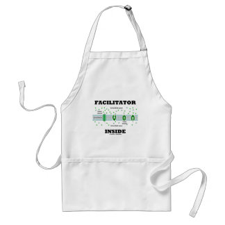 Facilitator Inside (Facilitated Diffusion) Adult Apron