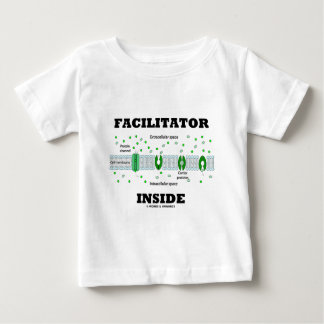 Facilitator Inside (Facilitated Diffusion) Baby T-Shirt
