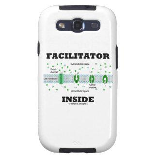 Facilitator Inside (Facilitated Diffusion) Samsung Galaxy S3 Cases