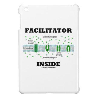 Facilitator Inside (Facilitated Diffusion) iPad Mini Case