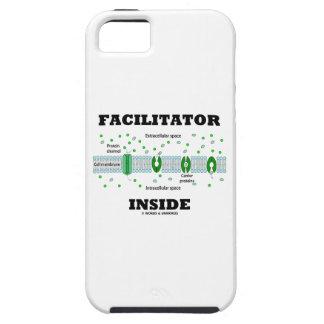 Facilitator Inside (Facilitated Diffusion) iPhone SE/5/5s Case
