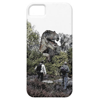 Facing off with the T-Rex iPhone SE/5/5s Case