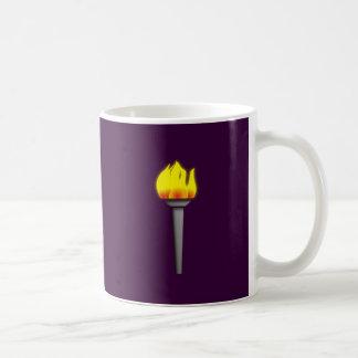 fackel torch taza clásica