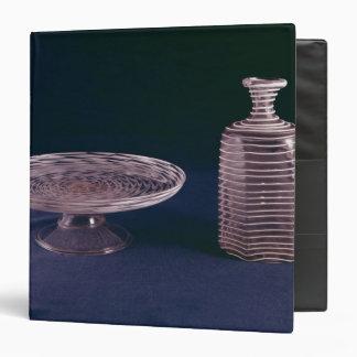 Facon de Venise latticinio tazza 3 Ring Binder