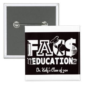 FACS Education Button
