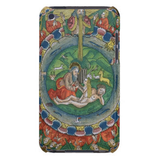 Facsimile copy of Genesis 2:22 God created Eve, fr Barely There iPod Case
