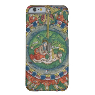 Facsimile copy of Genesis 2:22 God created Eve, fr Barely There iPhone 6 Case