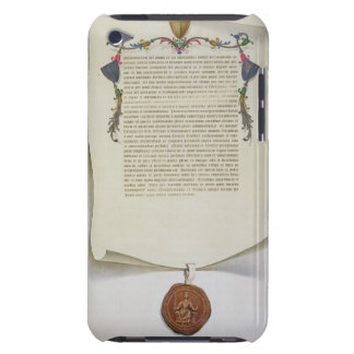 Facsimile edition of the Magna Carta, first publis iPod Touch Cover