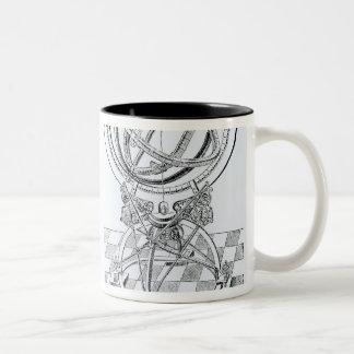 Facsimile of Copper Engravings Mug