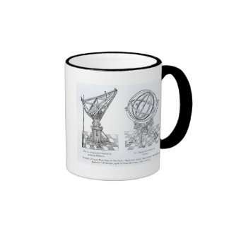 Facsimile of Copper Engravings Coffee Mugs