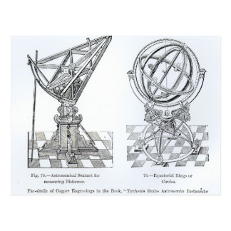 Facsimile of Copper Engravings Postcards
