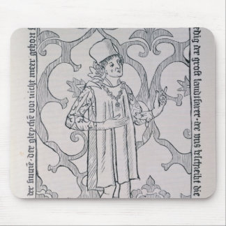 Facsimile of the frontispiece mouse pad