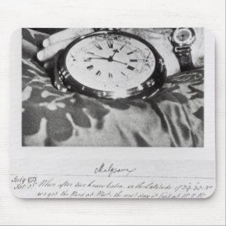 Facsimile of the Pocket Chronometer Mouse Pad