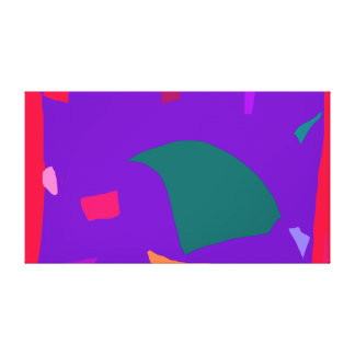Fact Excavation Research Endless Rain Frog Gallery Wrap Canvas
