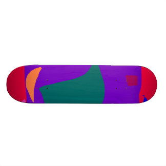 Fact Excavation Research Endless Rain Frog Skate Boards