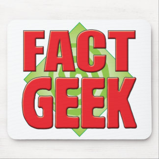 Fact Geek v2 Mouse Pad