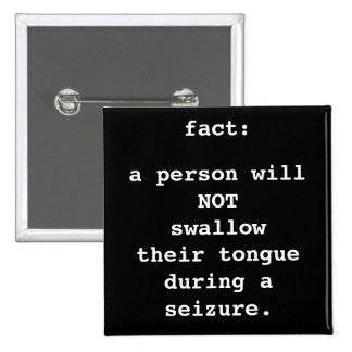 fact: not swallow tongue button