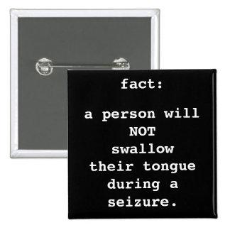fact: not swallow tongue button