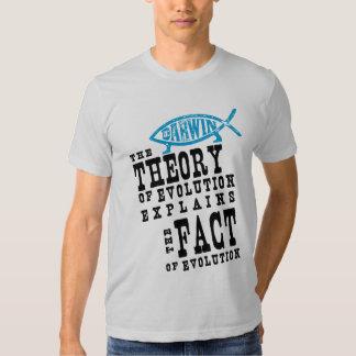 Fact of Evolution Tshirts