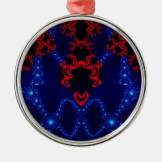 Factal 248 metal ornament