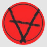 Faction Anarchy Stickers