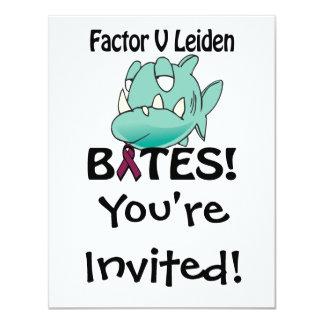 Factor V Leiden BITES Card