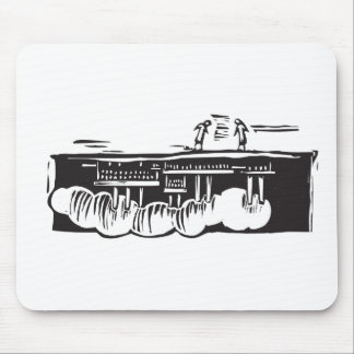 Factory Below Mouse Pad