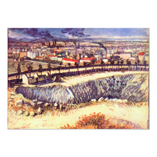 Factory by Vincent van Gogh Card