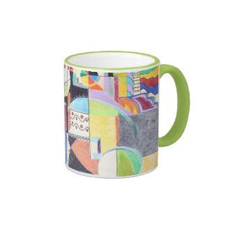 Factory City Coffee Mug