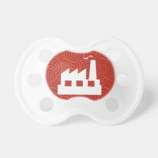 Factory Complex Symbol BooginHead Pacifier