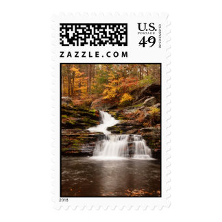 Factory Falls in Northeastern Pennsylvania Stamp