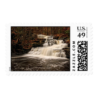 Factory Falls in Pennsylvania Postage