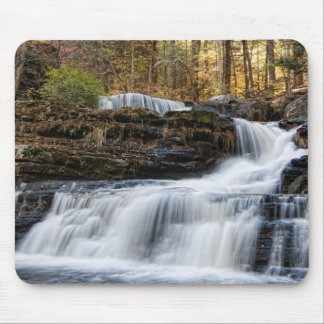 Factory Falls in the Poconos Mouse Pad