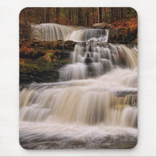 Factory Falls in the Poconos of Pennsylvania Mouse Pad