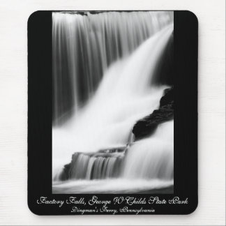 Factory Falls Mouse Pad
