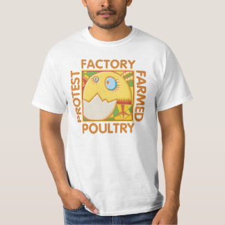 Factory Farm Animal Rights T-Shirt