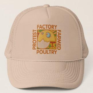 Factory Farm Animal Rights Trucker Hat