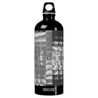 Factory Fractal Design Aluminum Water Bottle