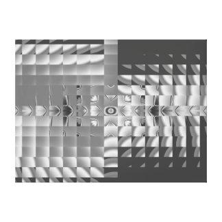 Factory Fractal Design Stretched Canvas Prints