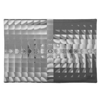 Factory Fractal Design Cloth Placemat