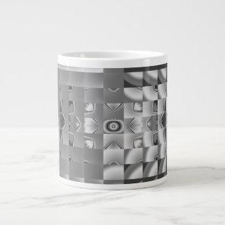 Factory Fractal Design Giant Coffee Mug