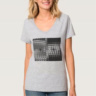 Factory Fractal Design T-Shirt