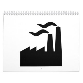 Factory industry calendar