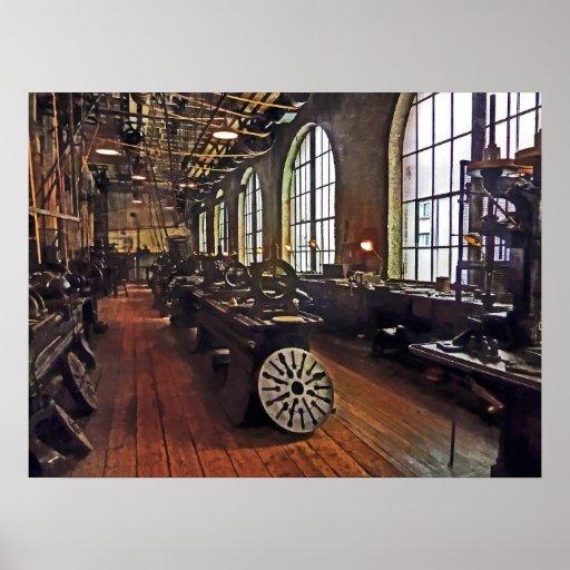 a e machine shop
