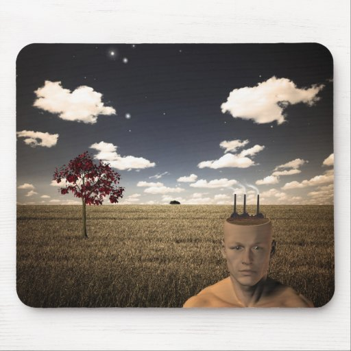Factory Mind Mouse Pads