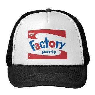 Factory Party Trucker Hats