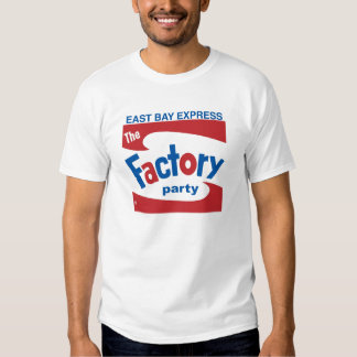 Factory Party Tshirt