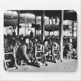 Factory run by Chinese near Chihsien, c.1930 (b/w Mouse Pad