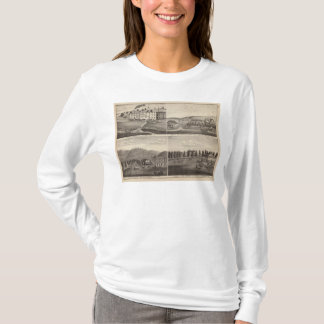 Factory, Stores and Residences, Minnesota T-Shirt