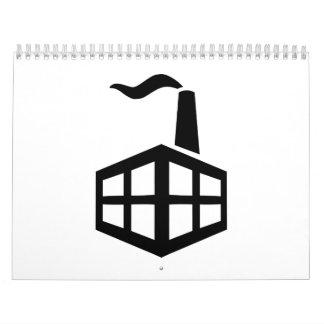 Factory symbol calendar